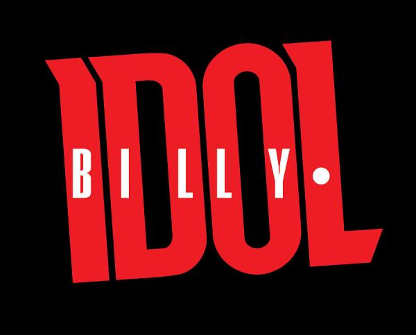Billy Idol Logo Photograph by Epic Rights