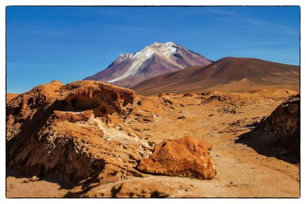 bizarre landscape bolivia select