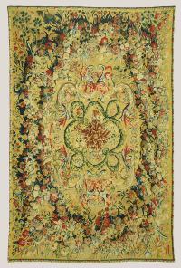 Beauvais Carpet. Cool Octagon Maze Rug With Beauvais