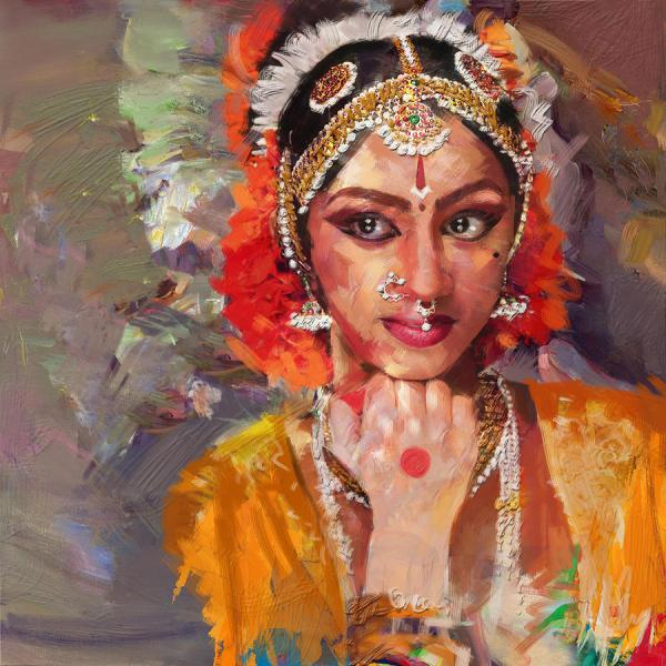 Classical Indian Art Paintings