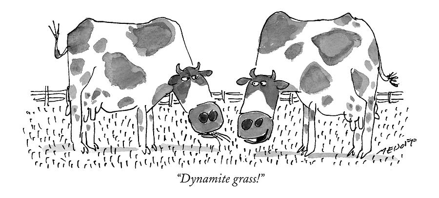 Dynamite Grass! by Jack Medof