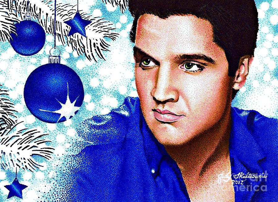 Elvis Christmas Quotes QuotesGram