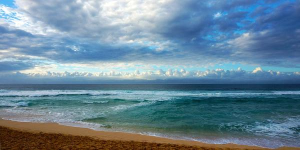 Evening North Shore Oahu Hawaii Photograph by Kevin Smith