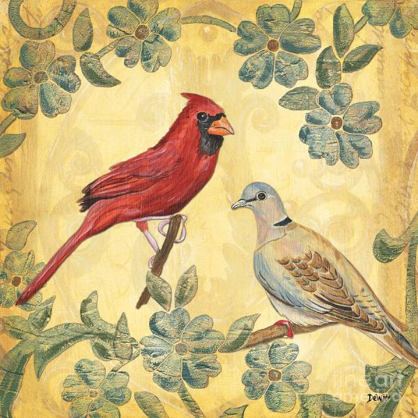 Exotic Bird Art Prints Paintings