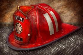 Image result for firefighter hat