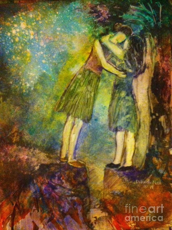 Forgiveness Painting by Deborah Nell