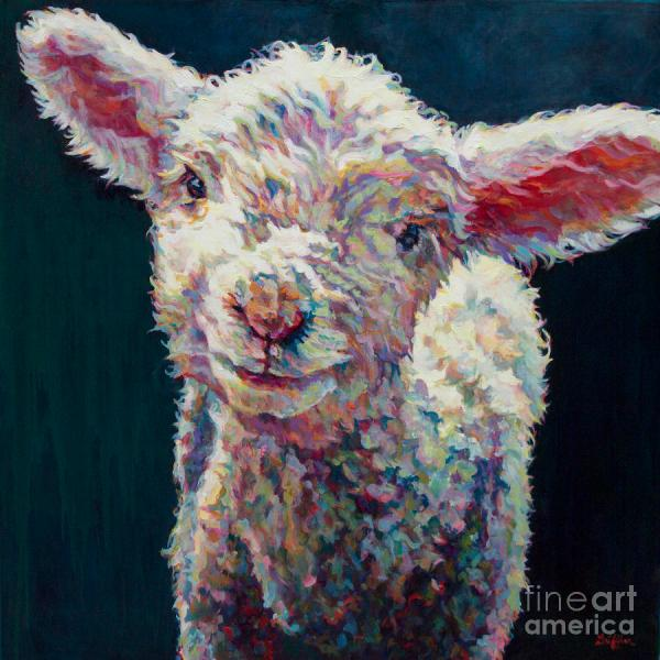 Contemporary Animal Art Painting
