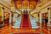 Grand Staircase - Alabama Governor's Mansion Photograph by ...