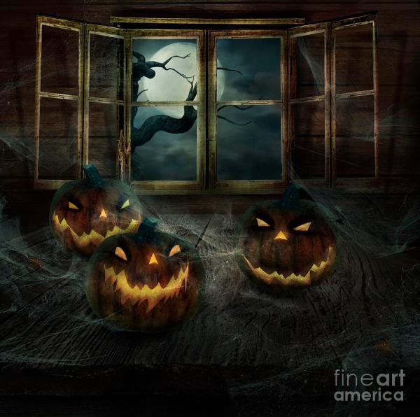19th Century Halloween