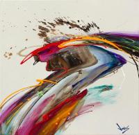 Jete #2 Painting by Jonas Gerard
