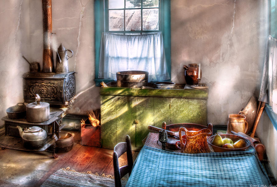 Old Fashioned Home Decor