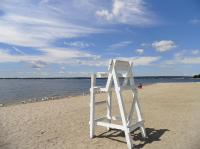 Lifeguard Chair Photograph by Kate Gallagher
