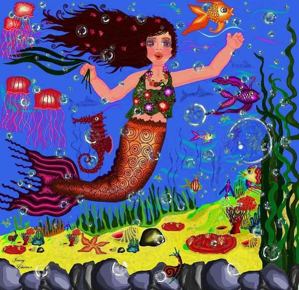 Jenny Mermaid