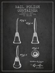 nail polish container patent