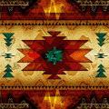 Native american passion digital art