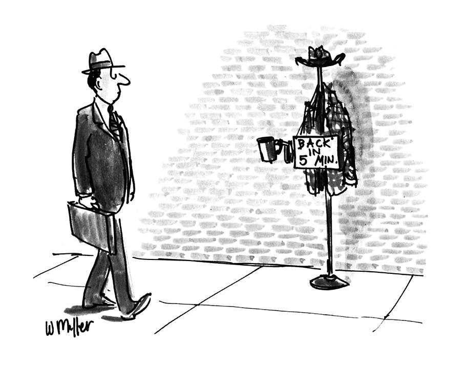 New Yorker April 13th, 1992 by Warren Miller