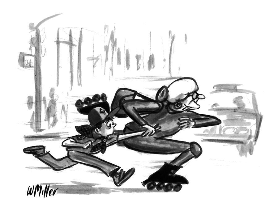 New Yorker July 18th, 1994 by Warren Miller