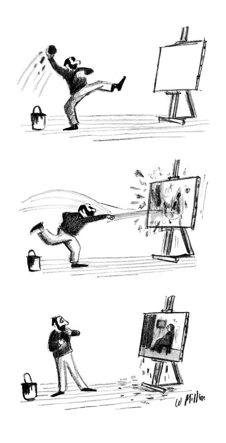 New Yorker September 16th, 1961 by Warren Miller