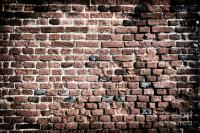 Old Brick Wall Grunge Background Photograph by Simon Bratt ...