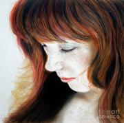 red hair and freckled beauty ii