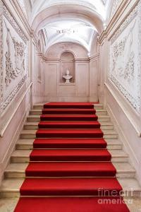Royal Palace Staircase by Jose Elias