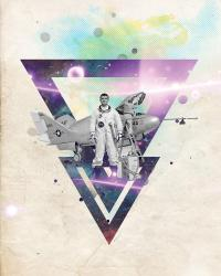 Surreal Space Print Incorporating Unusual Elements For A ...