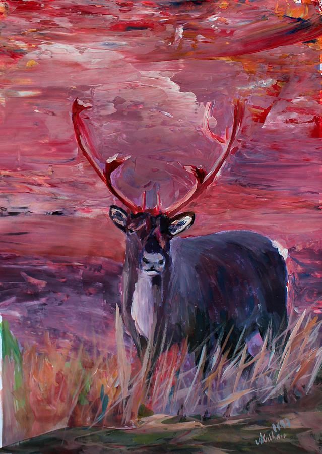 The Mighty Moose Mongoose Reindeer Elk Rentier Caribou