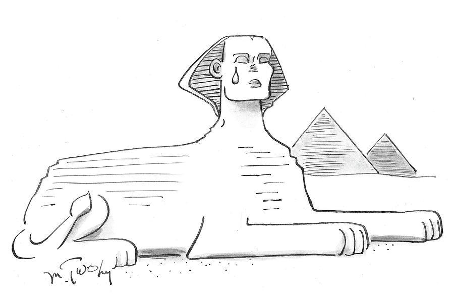 египетские сфинксы раскраска закуска меню