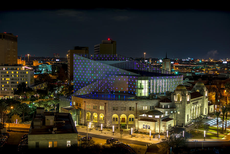 Tobin Center for the Performing Arts in San Antonio Texas