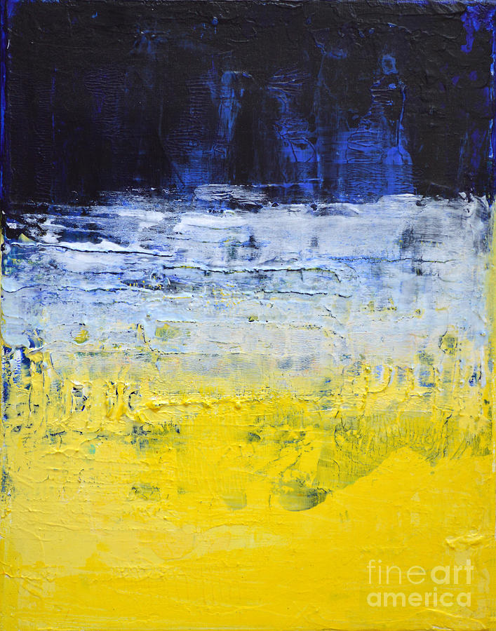 true mind blue yellow