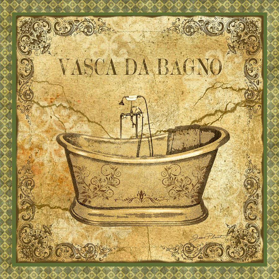 Vintage Vasca Da Bagno by Jean Plout