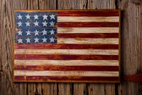 American Flag Art Wood | www.imgkid.com - The Image Kid ...