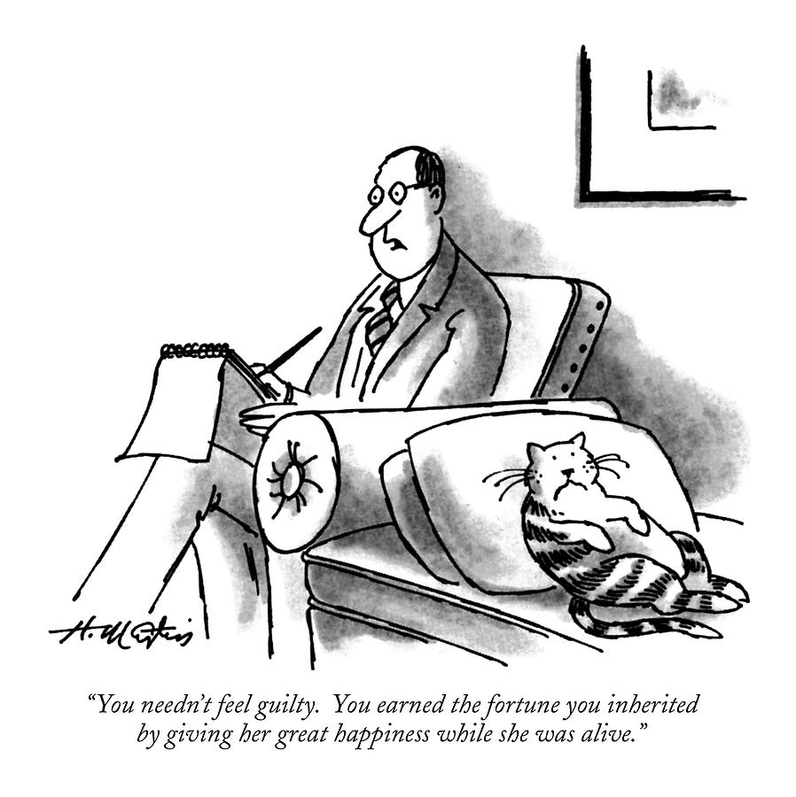 You Needn't Feel Guilty. You Earned The Fortune by Henry