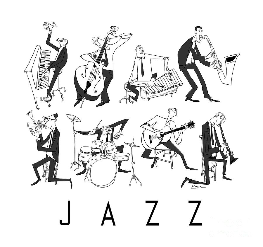 Jazz by Sean Hagan