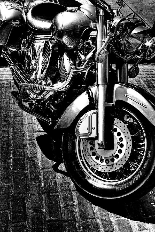 Yamaha Motorcycles Classic Art