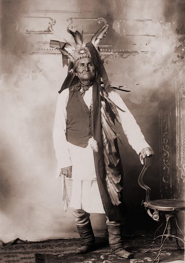 Chiricahua Apache Cards