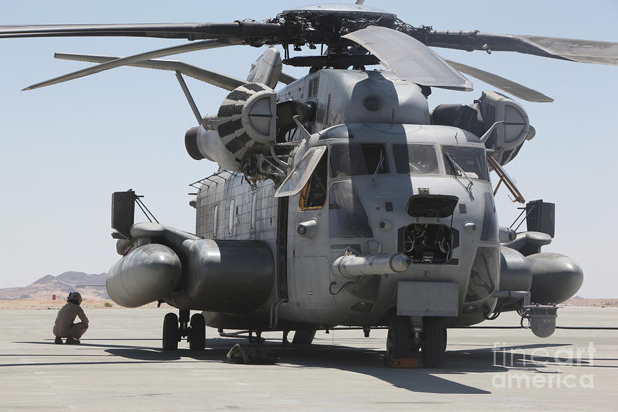 The Mighty Sikorsky Sea Stallion