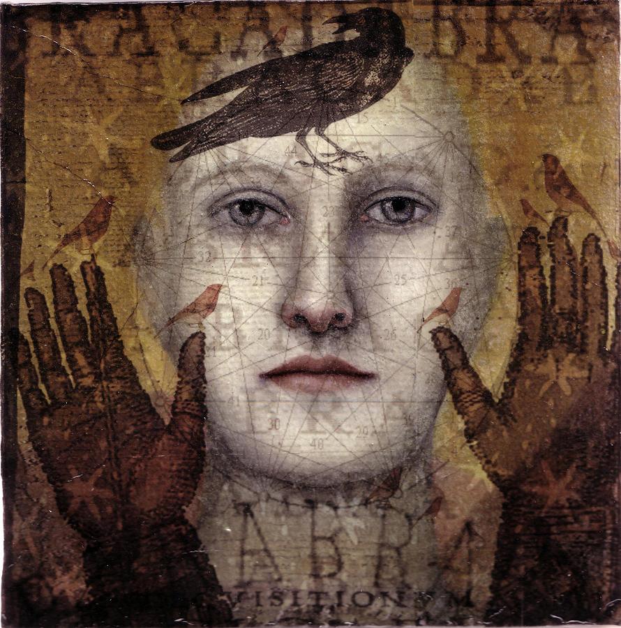 Abracadabra Painting  - Abracadabra Fine Art Print