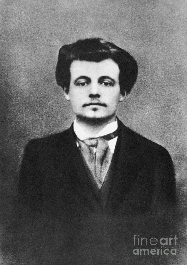 Nicolas jarry is into his first atp world tour title at the brasil open in sao paulo. Alfred Jarry (1873-1907) Photograph by Granger