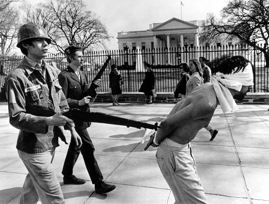 Effects Vietnam War Protests