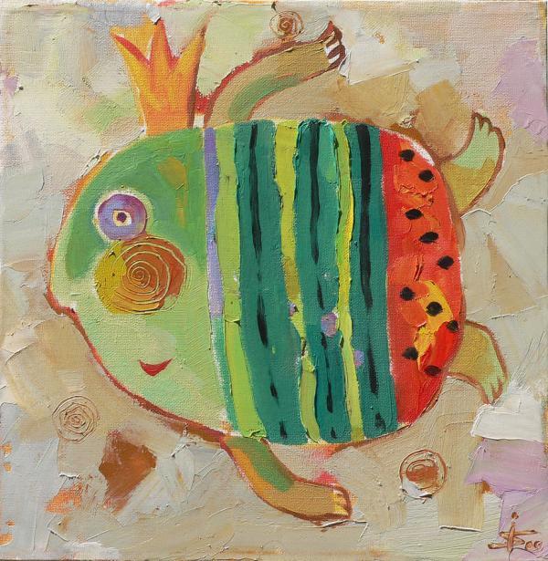 Axolotl - Watermelon Irina