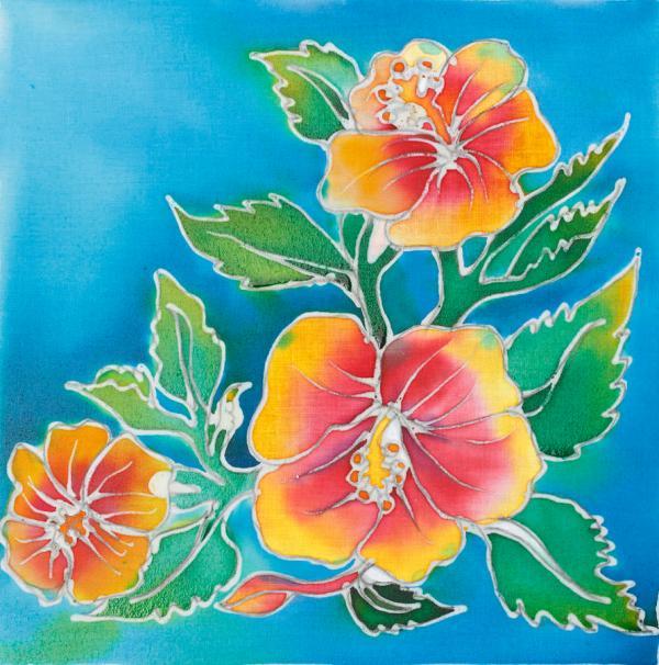 Batik Painting Designs