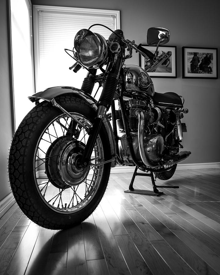 Bsa Motorcycles Artwork