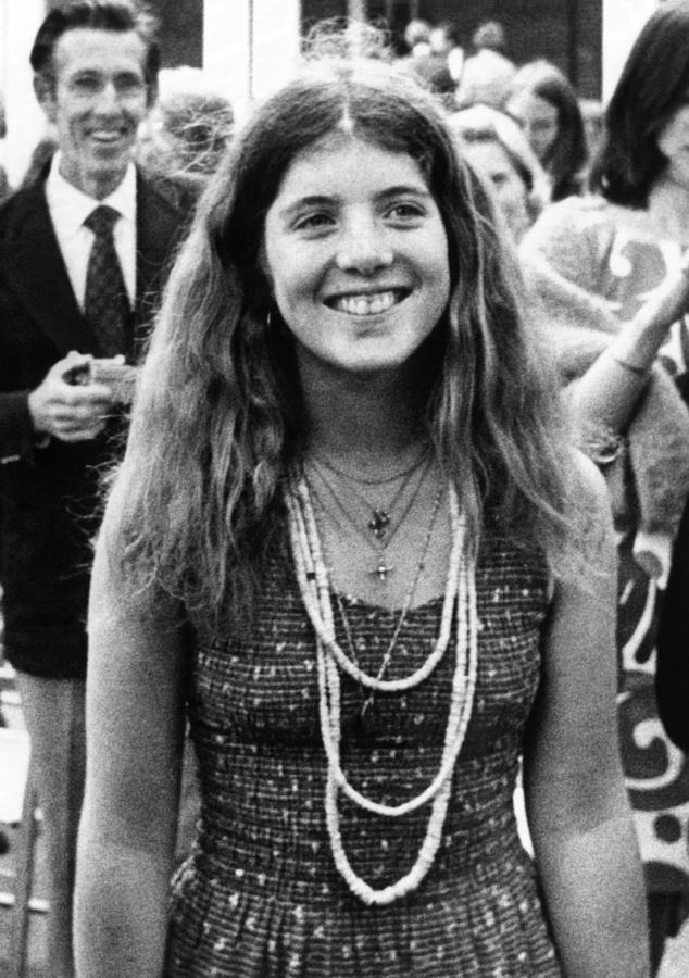 Caroline Kennedy 17 Year Old Daughter Photograph By Everett