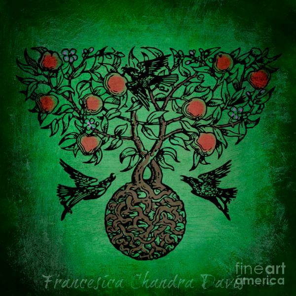 Celtic Tree of Life Art