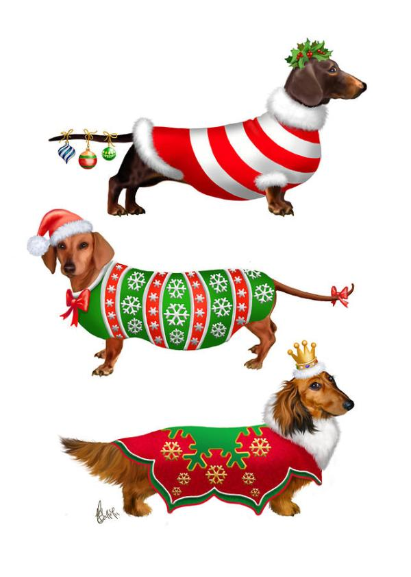 decorative dachshunds michelle