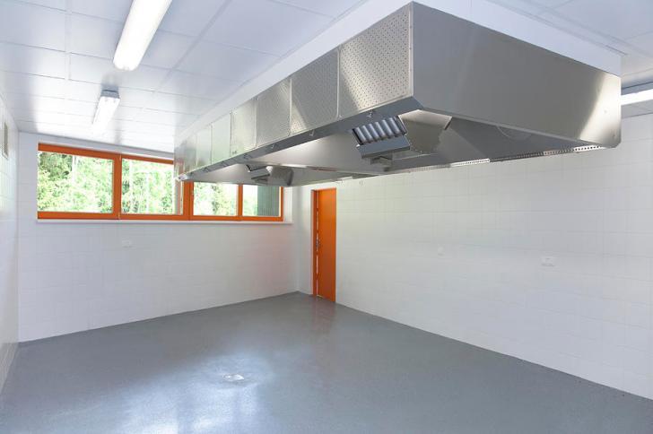 Empty Kitchen Room Viimsi Kindergarten Photograph Jaak Nilson