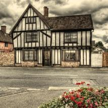 English Tudor House