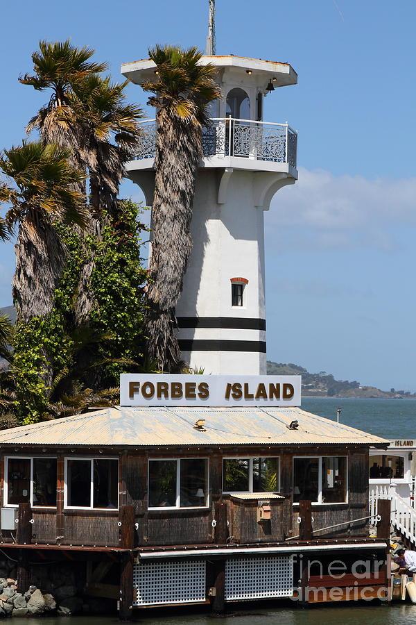 Forbes Island Restaurant San Francisco California ...