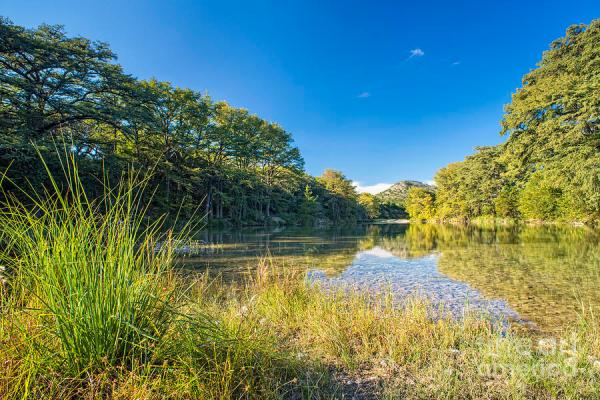 frio river - texas hill country